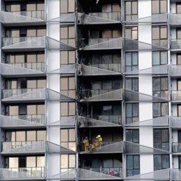 Builders investigate use of flammable aluminium cladding on their projects