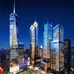 Bjark Ingles could replace Foster + Partners in World Trade Centre 2 renaissance