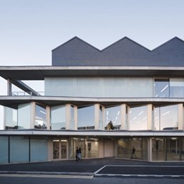 Repurposed shoe polish factory triumphant at RIBA London Awards