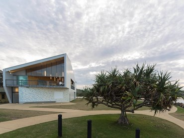 Kempsey Crescent Head Surf Life Saving Club by Neeson Murcutt Architects. Photography by Brett Boardman