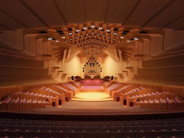Concert Hall by ARM Architecture. Image: Sydney Opera House