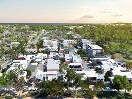 A German co-housing boost for Australia's biggest living laboratory project