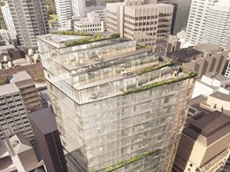 Crone residential and hotel tower design wins 230 Sussex Street competition