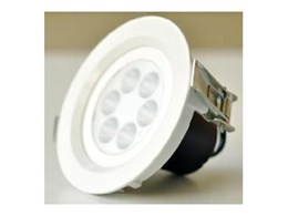 6W LED downlights from Optic Fibre & LED Lighting Solutions