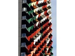 A'Beckett Tower completed with Australian Aluminium Finishing powder coat finishes