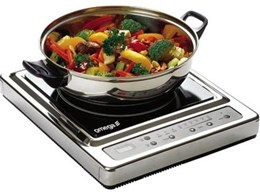 A new range of portable cooking appliances from Omega Appliances