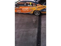 ACO PowerDrain S200K trench drain system installed at Barbagallo Raceway