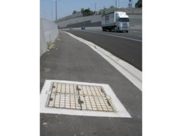 ACO Rhinocast ductile iron access covers for Ipswich Motorway upgrade