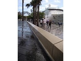 ACO slot design drain specified for Museum of Contemporary Art, Sydney