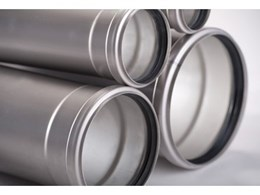 ACO stainless steel pipes offer fire resistance