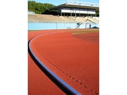 ACO surface drainage system installed at Sydney athletics field