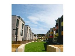 AFS Logicwall structural walling systems from AFS Products Group used in Government housing projects