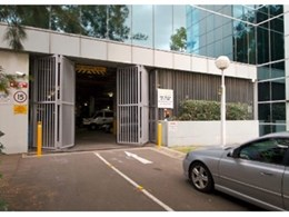Record Automated Doors Speedgate available from Record Automated Doors