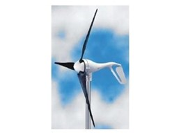 AIR X marine wind turbine available from Energy Matters