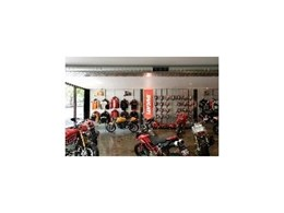 ASI receive acclaim for innovative showroom fit-out for Ducati