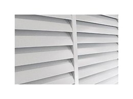 Achieve the look of painted timber with OPEN LiTE polymer window shutters from OpenShutters
