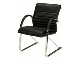 Active leather executive office chairs available from Endo Commercial Fitout