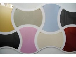 Add colour to the home with Perspex Pearlescent from Allplastics Engineering
