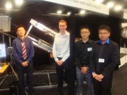 Adelaide students design solar testing rig with Solahart support