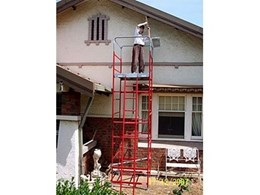 Adform Products' Miniskaff height safety access ladder