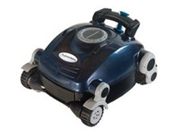 Admiral robotic pool cleaners now available from Waterco