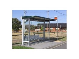 Adshel Infrastructure install bus shelters in Bass Coast Council