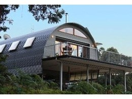 Air-Cell Insulbreak 65 environmentally friendly insulation plays vital role in Convertible House