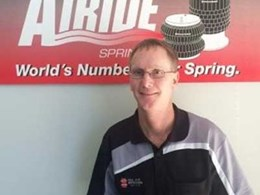 Air Springs appoints new WA Manager to support expansion and drive growth