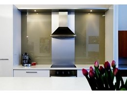 Akril splashbacks for induction and electric cooktops