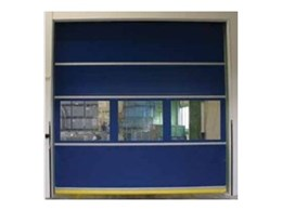Aktor High Speed Doors from Albany Door Systems