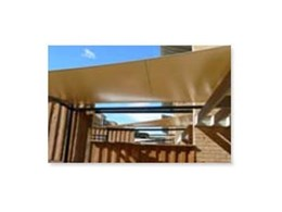 Alfresco Shade's patio shade sails