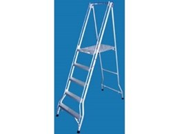 Allweld Industrial Ladders' success story