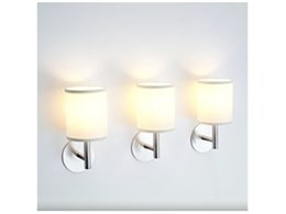 Alpha Wall Lamps from ISM Objects
