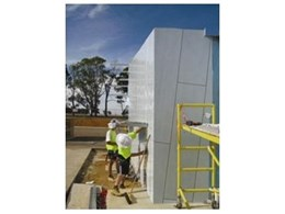 Aluminum Composite Panel – Custom Cladding from Custom Glass & Fittings