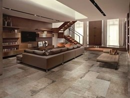 Amber Tiles launches stunning new La Roche stratified stone tiles