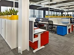 Amicus Interiors completes fitout for The Good Guys' new support centre