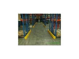 Andian Pallet Rack End Guards