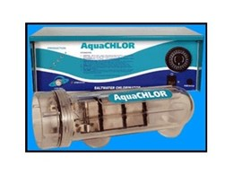 Aquachlor Salt Chlorinator from Epools