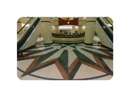 Architectural Terrazzite: resin based terrazzo flooring product from Nuplex Constrution Products