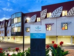 Architectural Window Systems installs double glazing at Albury aged care facility
