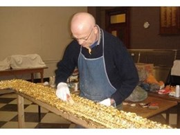 Art Gilding restores St. Joseph's antique paintings and frames with specialist gilding supplies