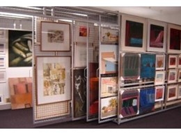 Art Storage Systems service from Art Hanging Systems