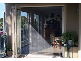 Artilux retractable insect screens and pleated screens - Australia Wide
