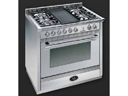 Ascot commercial stoves available from Prestige Appliances Chatswood