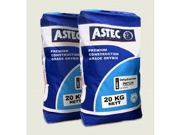 Astec Paints Melbourne produces Dehydracrete Patch cement based renders