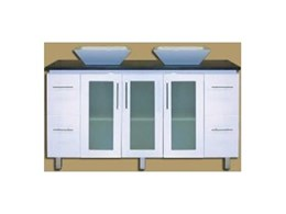 AstiVita bathroom vanities from the Sink and Bathroom Shop