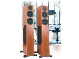 Audio Physic Scorpio speakers from Len Wallis Audio