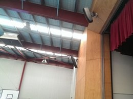 Audio system upgraded at QLD school with JBL speakers