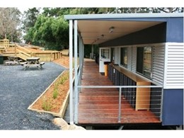 Ausco Modular construct versatile facility for Central Coast Grammar School