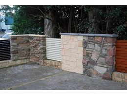 Austech Showcases Their Range of Stone Cladding in New Display